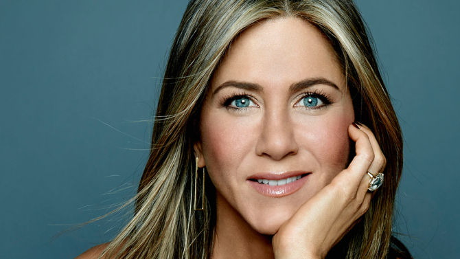 Jennifer Aniston hair secret