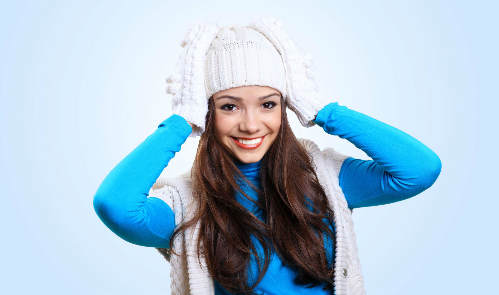 solutions to hair in the winter