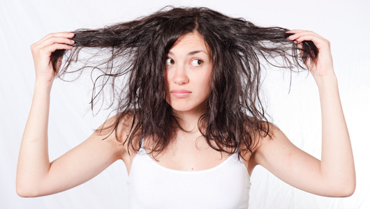 hair loss and stress