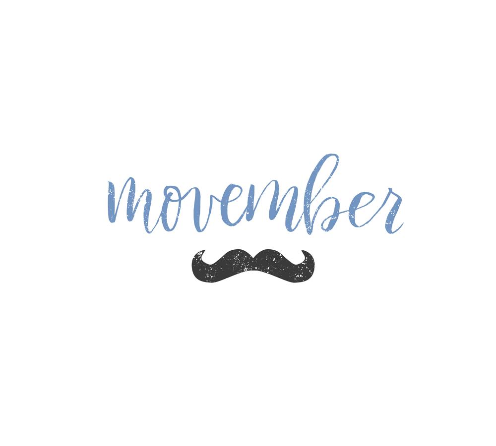 Remember remember Movember