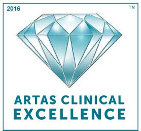 Farjo Artas Clinical Excellence award