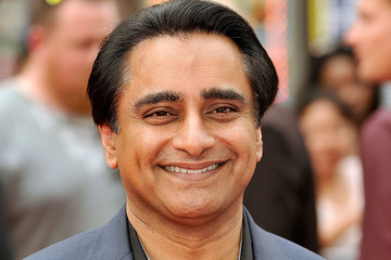 Sanjeev Bhaskar OBE hair loss