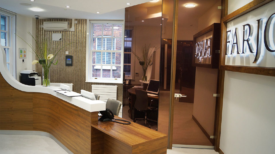 Farjo Hair Clinic London