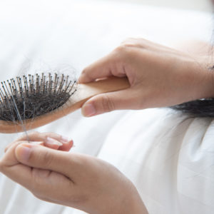 post-natal hair